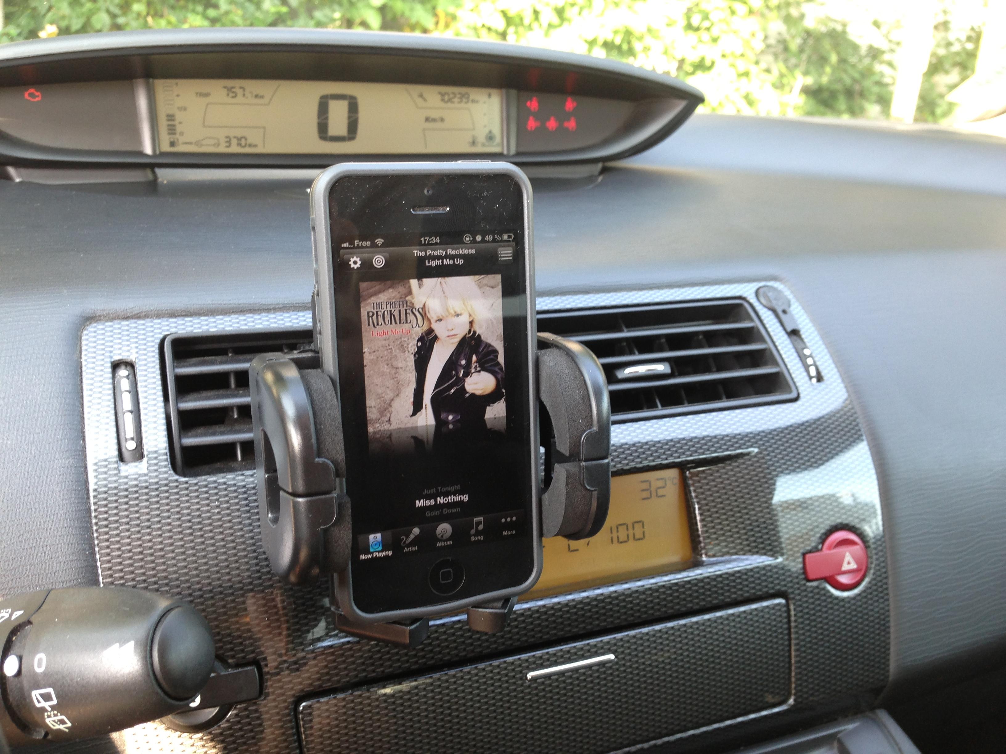 r u00e9sum u00e9 du projet de jukebox pour voiture avec un raspberry pi