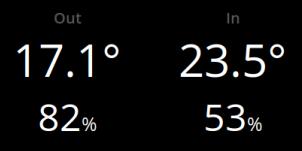 PiHomeDashScreen_temperature_humidite