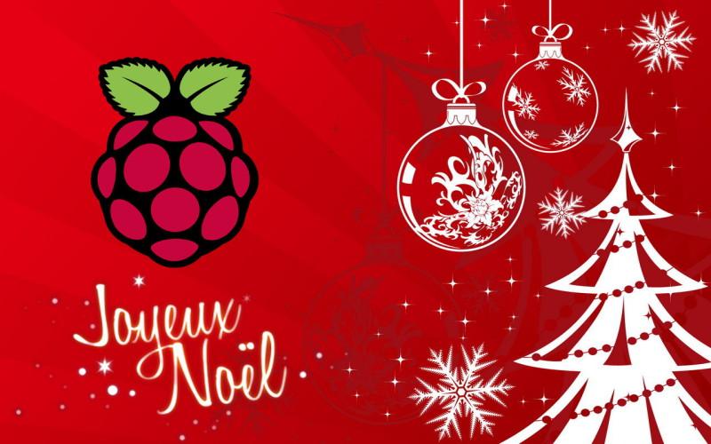 joyeux_noel_raspberry_pi